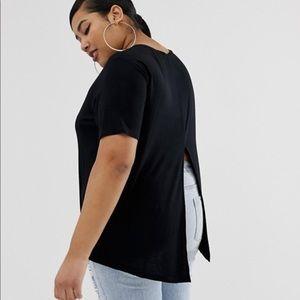 ASOS Split back T-Shirt, NWOT Size 26, like 4X